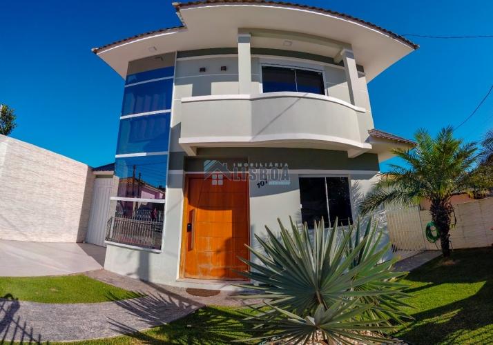 Casa Unifamiliar com 3 dormitórios no Loteamento Terra Firme em São José - SC