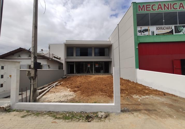Sala Comercial no bairro Santa Terezinha em Brusque