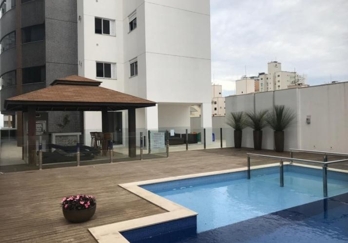 Apartamentos de 3 e 4 suítes - Novos - Centro  Balneário Camboriú - SC
