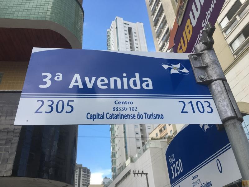 Balneário Camboriú - Terceira Avendida