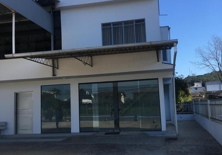 Sala Comercial no bairro São Luiz em Brusque