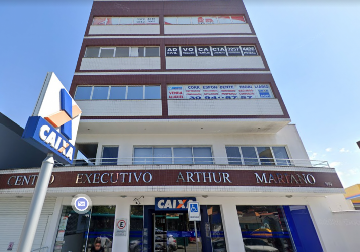 Sala Comercial no bairro Forquilhinhas em São José