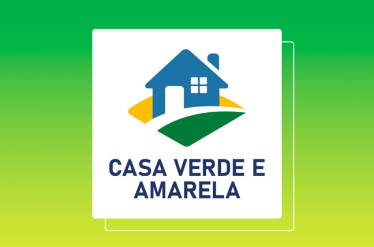 "Programa ""Casa Verde e Amarela"""